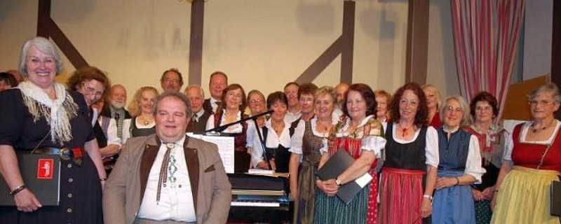 Frühlingsfest im Ortszentrum Weidling