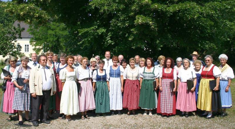 Chor Weidling 2007