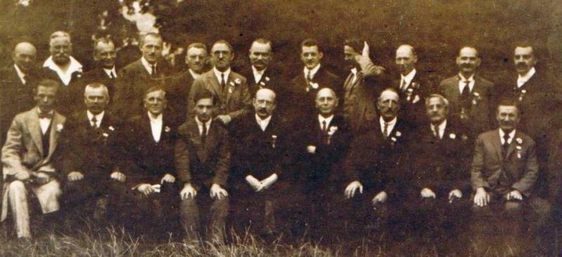 Weidlinger Sängerbund 1921